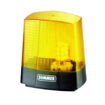 Sommer villogó lámpa, 24V