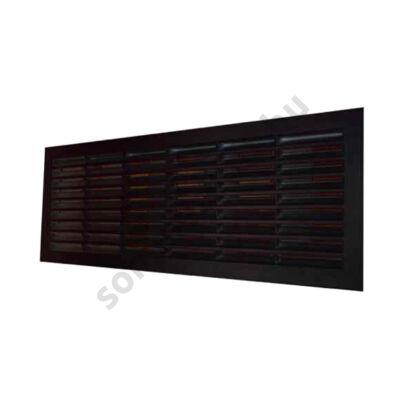 DOCO szellőzőrács - fekete