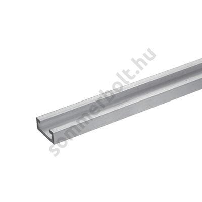 Sommer passzív élvédelem alumínium sínje