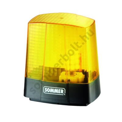 Sommer LED-es villogó lámpa, 24V