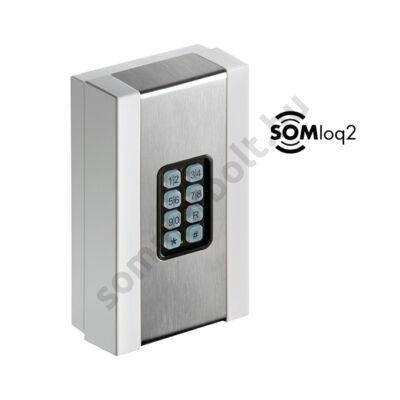 Sommer ENTRAcode+ AP kódkapcsoló - falon kívüli kivitel