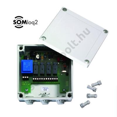 Sommer SOMcom4 - 230V, 4 relével
